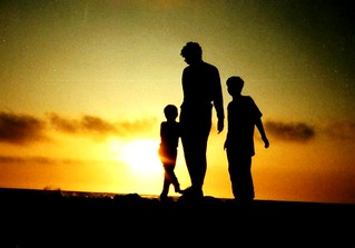 Family Love Silhouette | by moonjazz