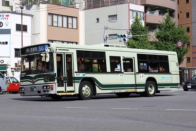 2016/09/02 京都市交通局 94