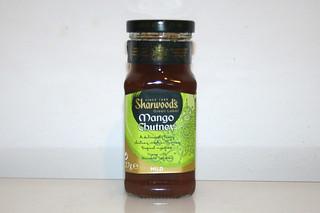 08 - Zutat Mango-Chutney / Ingredient mango chutney