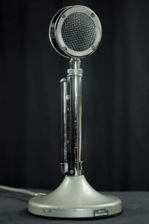 Astatic D-104 microphone | by Carbon Arc