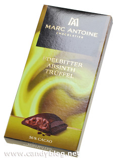 Mark Antoine Chocolatier Edelbitter Absinth Truffle | by cybele-