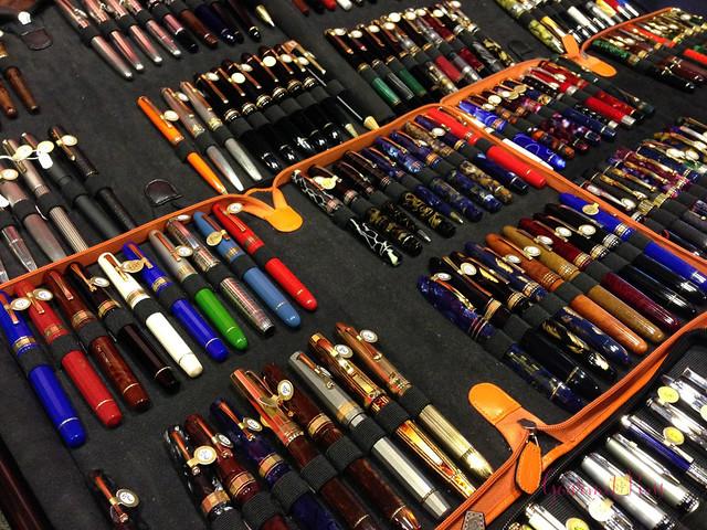 Field Trip - Tilburg Pen Show 2015 Recap 3