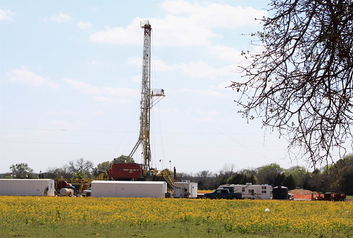 Natural gas drilling in the Bossier Trend (?) | by roy.luck