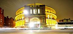 Лондонский королевский зал искусств и наук имени Альберта. Royal Albert Hall - London