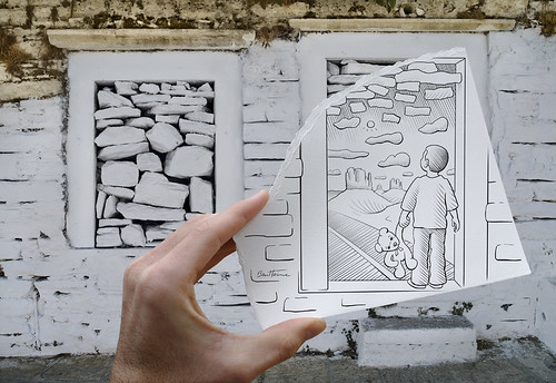 Pencil Vs Camera - 46 | by Ben Heine