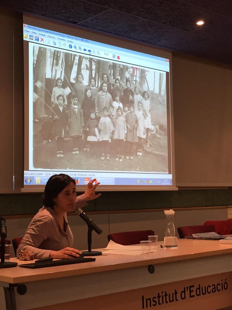 Vivència personal dins el Seminari Holocaust i Educació (IMEB, 2105)