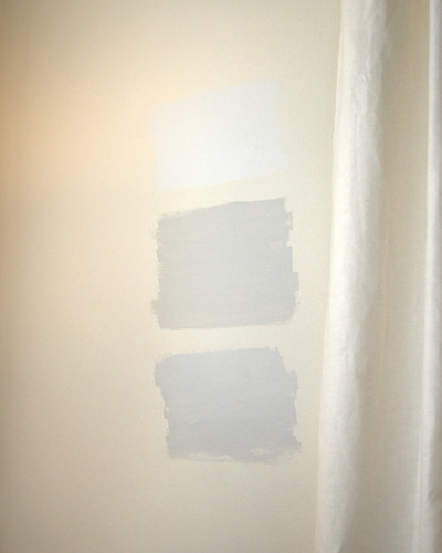gray paint samples | by The Estate of Things