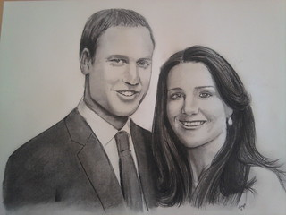 Prince William and Catherine Middleton | by Coop and Terry