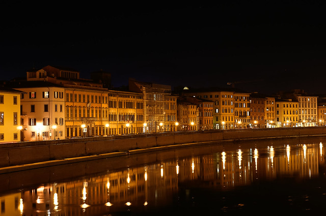 Lungarni #2 (by night)