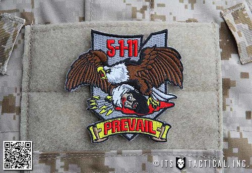 5.1.11 Prevail Patch Final | by ITS Tactical