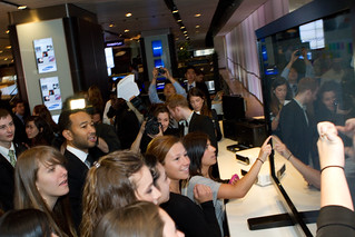 Solve for Tomorrow Award Ceremony at the Samsung Experience with John Legend | by samsungusa