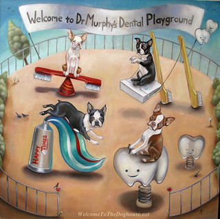 Dental Dog Playground | by WelcomeToTheDoghouse