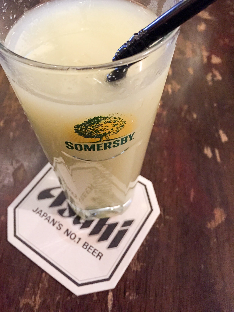 Lime Juice from Far East Cafe, Melaka