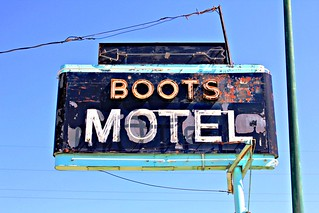 Boots Motel | by Vintage Roadtrip