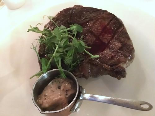 Dinner at Nicky Foley @ The Pembroke Restaurant https://slaintecork.wordpress.com/