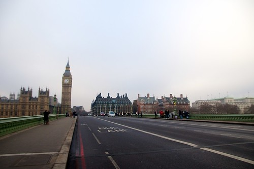 An Empty Westminster Bridge