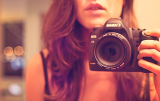 Day 15: Selfie + 5DMKII | by Lisa Bettany {Mostly Lisa}