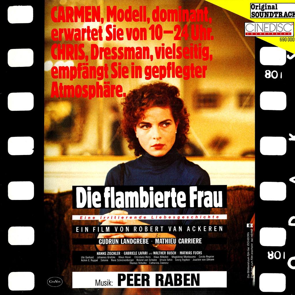 Peer Raben - Die flambierte Frau