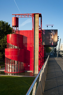 France - Paris - Parc de la Villette - Pavilion 01 | by Darrell Godliman