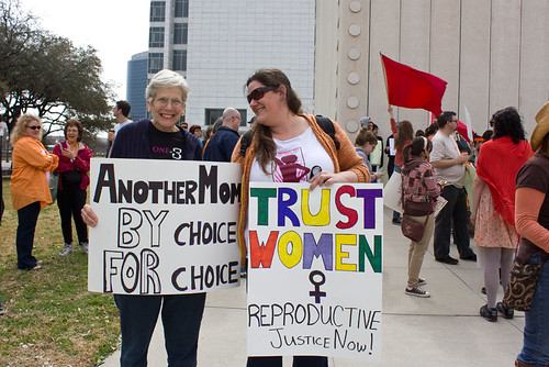 Walk for Choice 2011 | by erin_mazzei