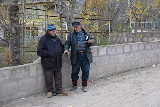 Discussing the possible benefits, Lusadzor community, Tavush region | by UNDP in Europe and Central Asia
