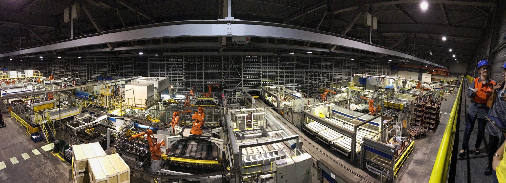 arcelor mittal - open bedrijvendag 2016