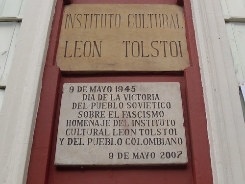 Instituto Cultural León Tolstoi | by red misha