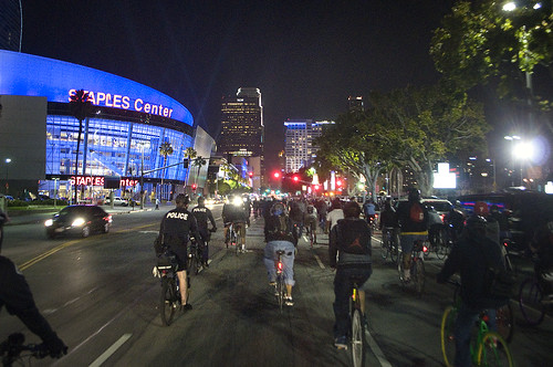 Los Angeles Critical Mass: March 2011 | by Amelia Whelan
