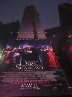 Dark Shadows 2012 Billboard Times Square NYC Dusk 2504 | by Brechtbug