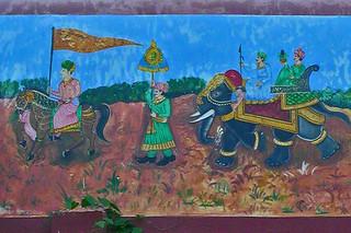 Jaipur - Mural 2