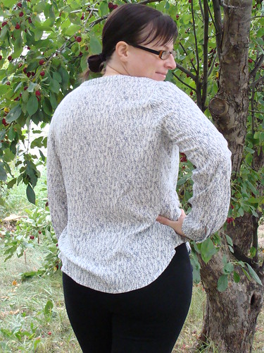 Sew Anemone - Bonn Shirt by Itch to Stich