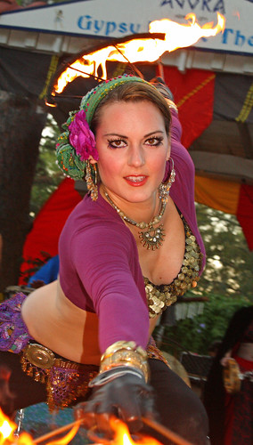 Definitely one of my favorite shots of the Gypsy Dance Theatre at the Texas Renaissance Festival | by Alaskan Dude