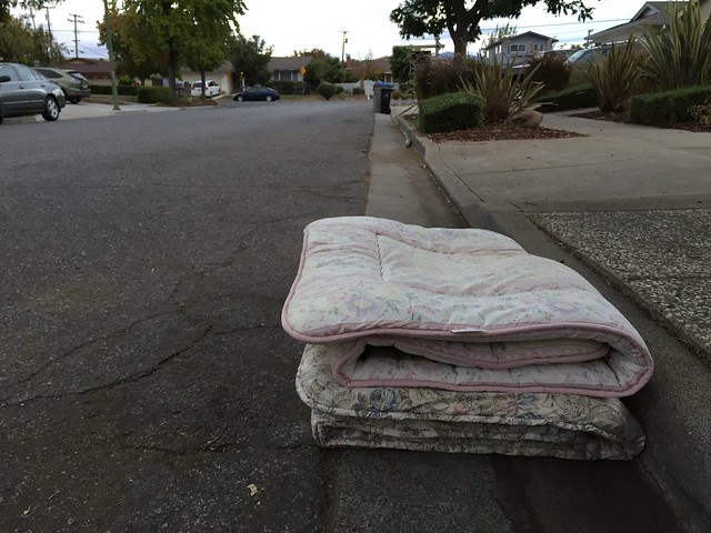 Japanese Futon to be picked up