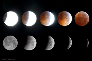 Winter Solstice Lunar Eclipse 2010 | by Jason Idzerda