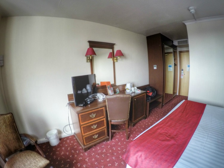 Room Hotel Ibis London