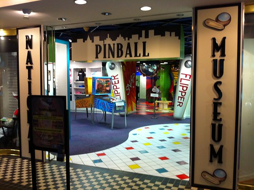 National Pinball Museum | by justgrimes