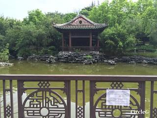 CIRCLEG 香港 遊記 美孚 嶺南之風 荔枝角公園  (51)