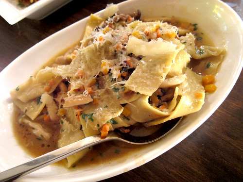 Pappardelle with Braised Oxtail and Rosemary | by foodpr0n.com