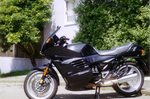 1994 BMW K1100RS - 05 | by SkinheadSportBiker1