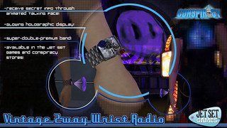 PlayStation Home: Vintage Communicator | by PlayStation.Blog