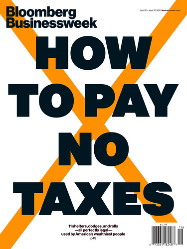 How to pay no taxes cover | by bizweekdesign