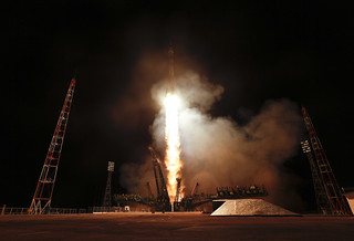 Expedition 27 Launch (201104050004HQ) (explored) | by NASA HQ PHOTO