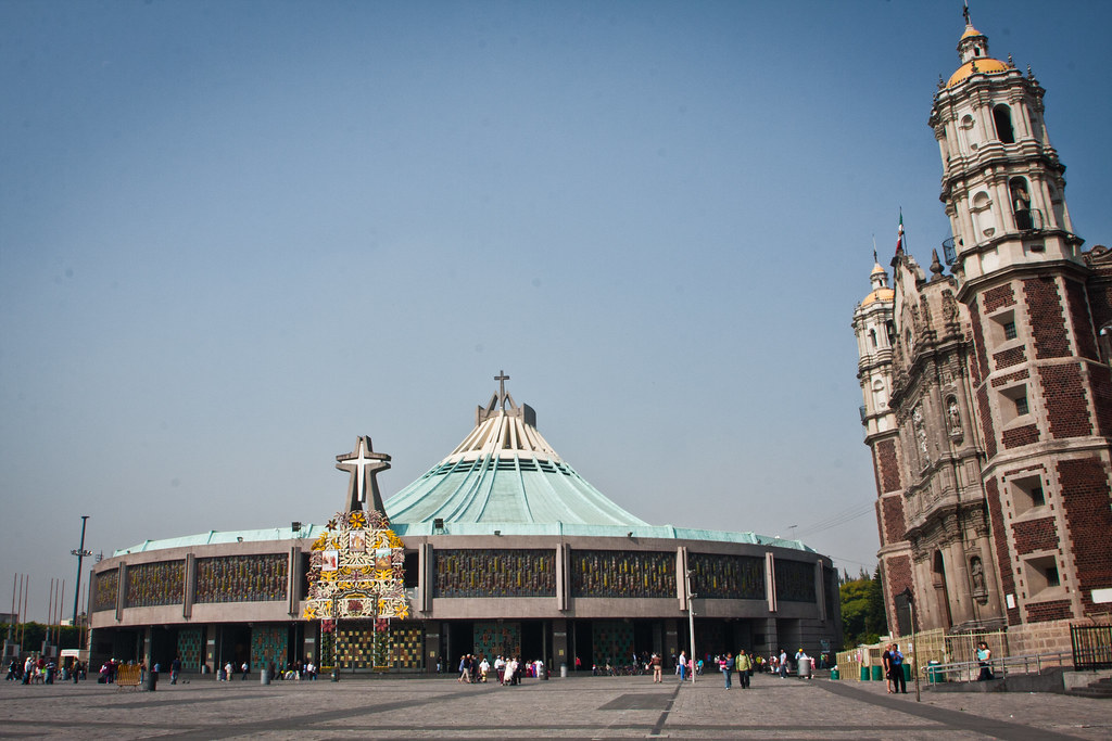 Basilica of Guadalupe, Mexico City