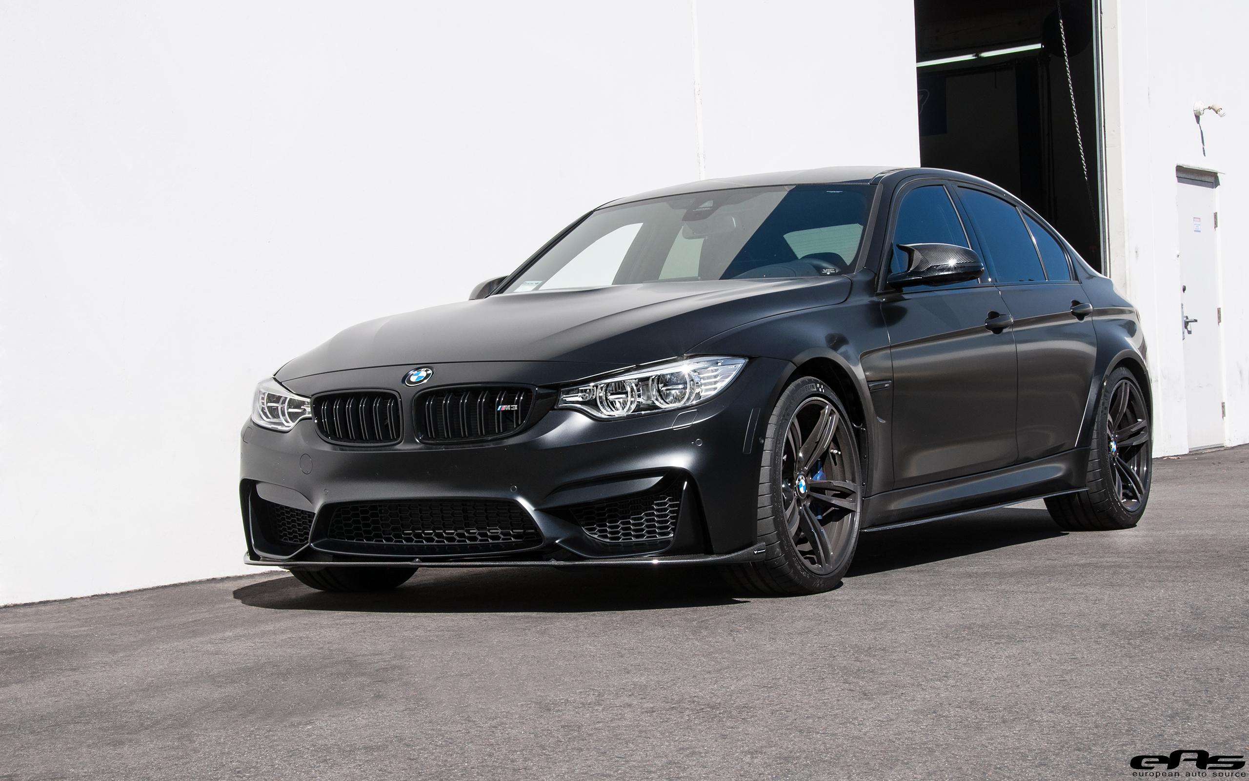 Frozen Black F80 M3 | BMW Performance Parts & Services