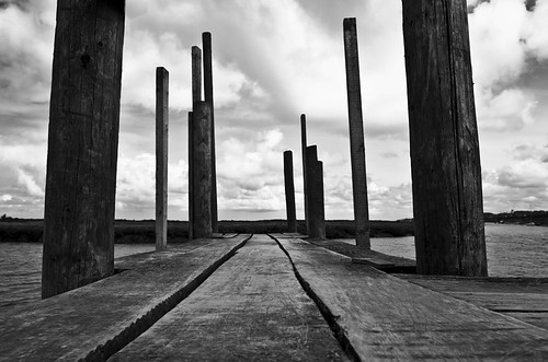 Walkway at Morston | by David M: