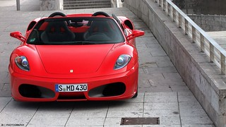 F430 Spider | by J.B Photography