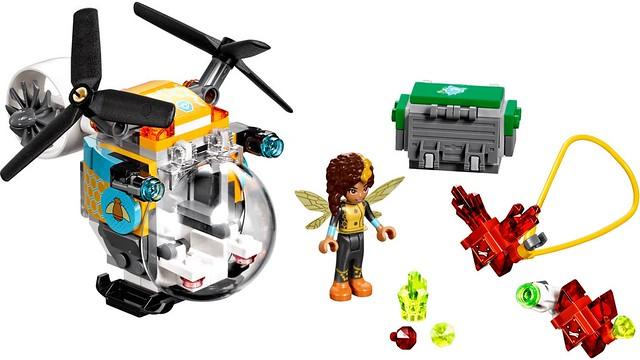 Bumblebee Helicopter (41234)
