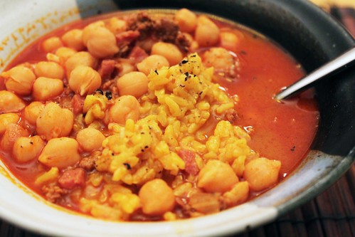 2011.1.1 / Spanish Yellow Rice, Rice-Cooker Style | by Kim | Affairs of Living