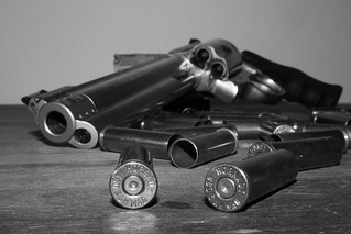 Gun..bullets - smith & wesson 460 magnum | by gre.ceres