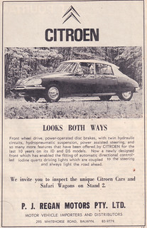 1968 Citroen DS Ad - Australia | by Five Starr Photos ( Aussiefordadverts)
